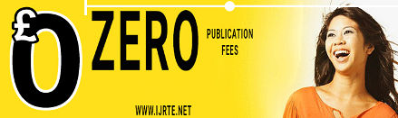 IJRTE Zero Publication Fees